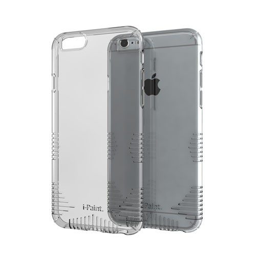 Cover Grip Trasparente per iPhone 6/6S Plus | Clear