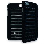 Cover in Metallo Leggero per iPhone 6/6S | Black