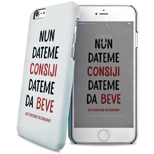 Cover Slim Rigida per iPhone 6/6S   Consiji