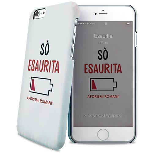 Cover Slim Rigida per iPhone 6/6S   Esaurita