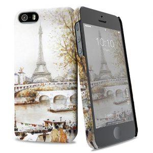 Cover Slim Rigida per iPhone SE/5S/5 | Paris