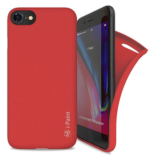 Cover Sand UltraFlessibile per iPhone 7/8 | Red