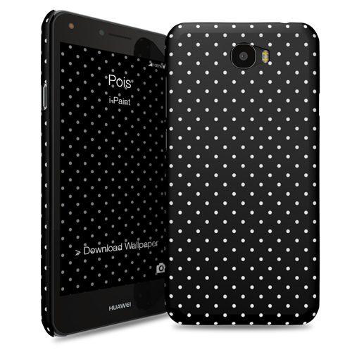 Cover Slim Rigida per Huawei Y6 II C | Pois
