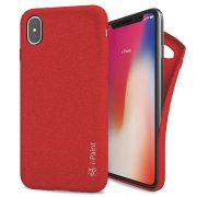 Cover Sand UltraFlessibile per iPhone X | Red