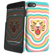 Cover Slim Rigida per iPhone 7/8 | Tiger Stars