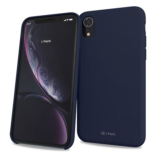 Cover in Silicone Semirigido per iPhone XR