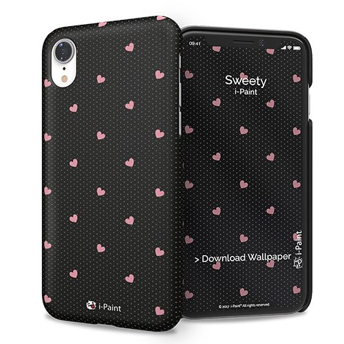 Cover Slim Rigida per iPhone XR | Sweety