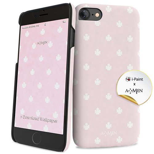 Cover Slim Rigida per iPhone 7/8 | Angeli