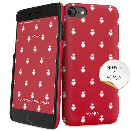 Cover Slim Rigida per iPhone 7/8 | Sacro Cuore