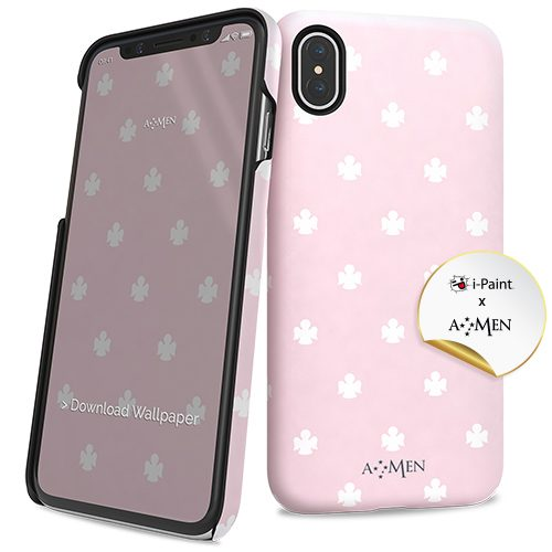 Cover Slim Rigida per iPhone X/XS | Angeli