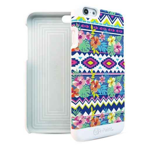 Cover in Tessuto per iPhone 6/6S | EthnicFlower