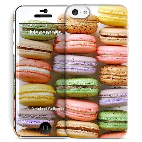 Cover Slim Rigida per iPhone 5C | Macarons