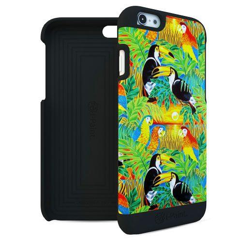 Cover in Tessuto per iPhone 6/6S | Tucanos