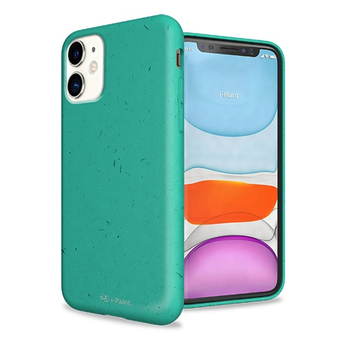 ECO CASE GREEN_IPHONE 11