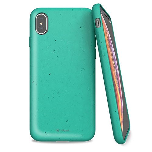 ECO CASE_iphone XS_GREEN
