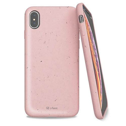 ECO CASE_iphone XS_PINK