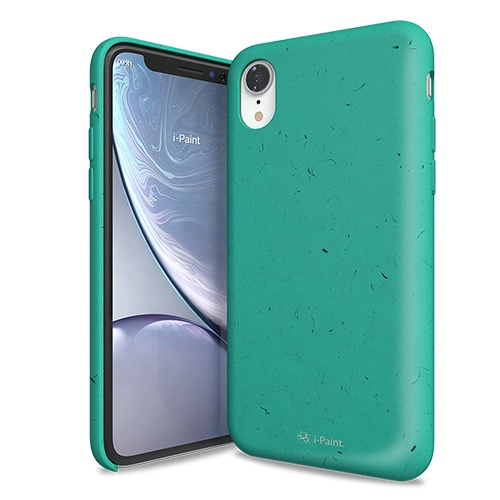 ECO CASE_iphone Xr_GREEN