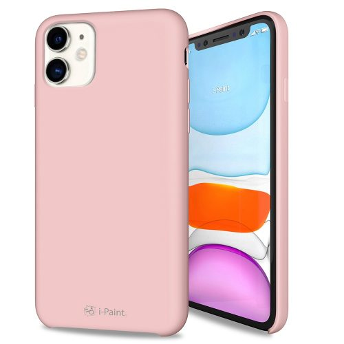 SOLID CASE-iP11_PINK