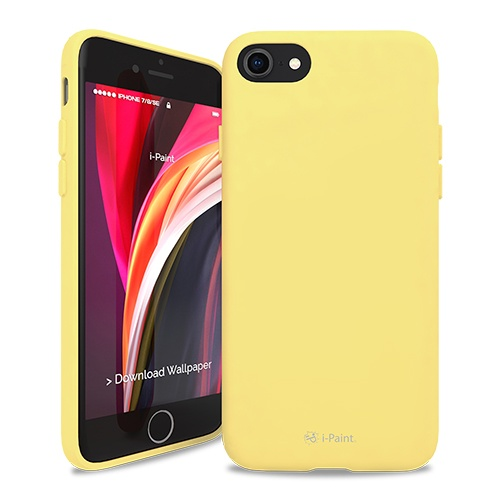 SOLID CASE_iP7-8_YELLOW2