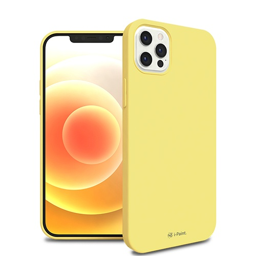 SOLID CASE_iP12 PRO_YELLOW