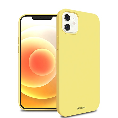 SOLID CASE_iP12_YELLOW