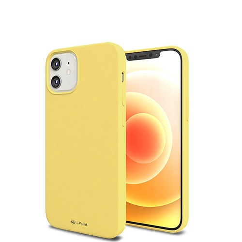 SOLID CASE_iP12mini_YELLOW