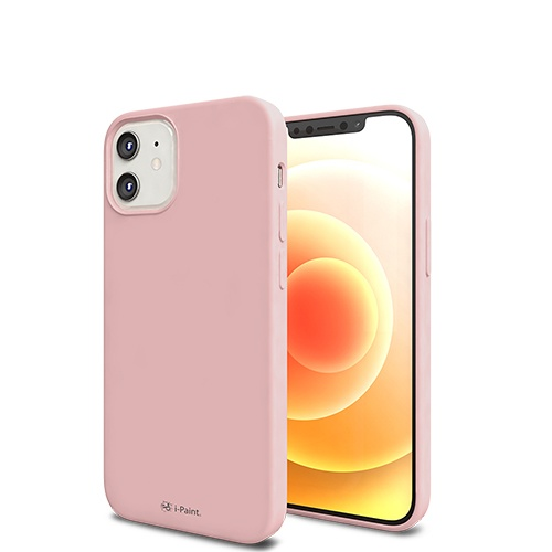 SOLID CASE_iP12mini_PINK