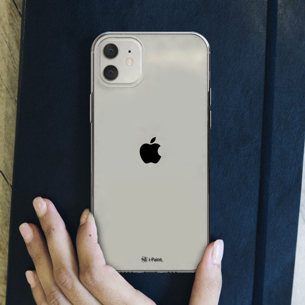 cover iphone 12 mini clear-3