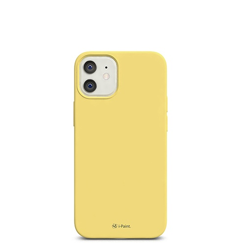 4DETT SOLID CASE_iP12 mini_yellow500x500