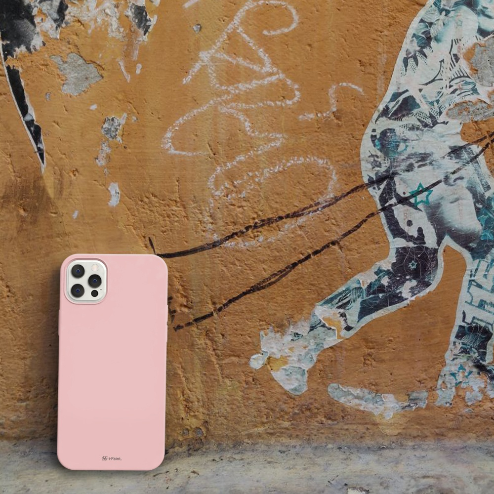 solid pink3 iphone 12 pro max