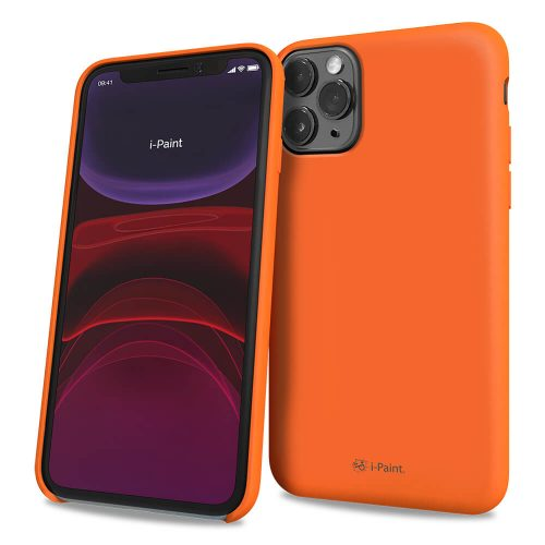 SOLID CASE-iP11 PRO_ORANGE2