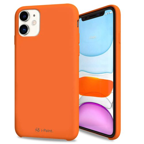 SOLID CASE-iP11_ORANGE2