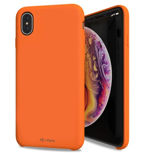 SOLID CASE-iPXs_ORANGE2