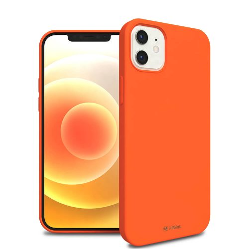 SOLID CASE_iP12_ORANGE2