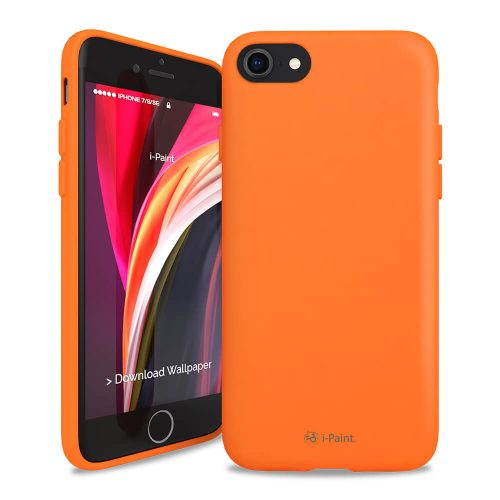 SOLID CASE_iP7-8_ORANGE2
