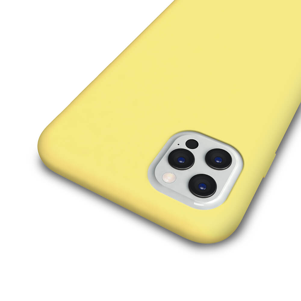 2SOLID CASE-iP11 pro_yellow